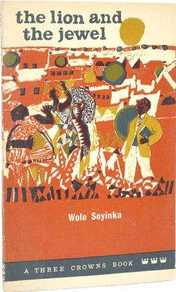 Book Review: The Lion and the Jewel by Wole Soyinka