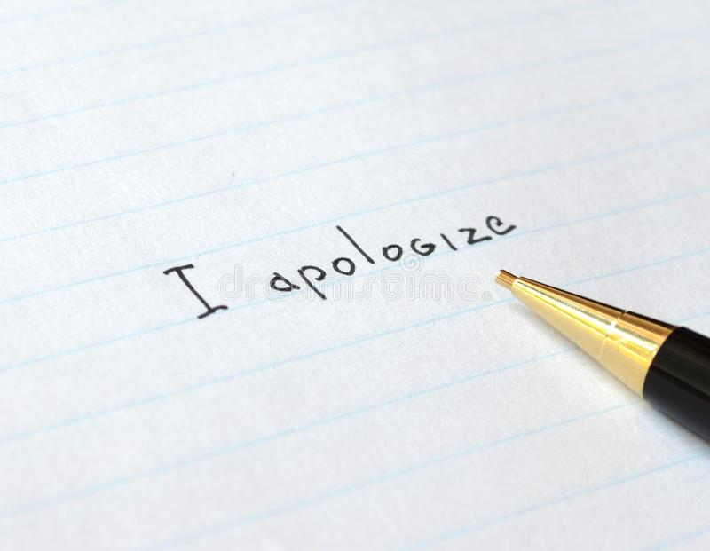 Writing an Apology Letter: Key Points to Consider