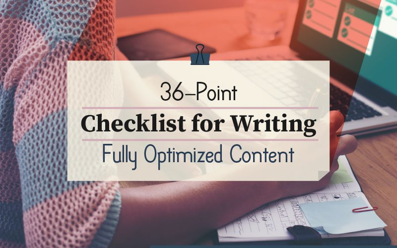 checklist-for-writing-Content