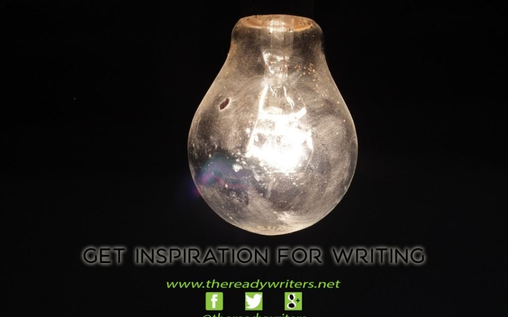 How to Get Inspiration for Writing