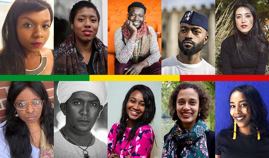 Brunel International African Poetry Prize 2019 Shortlist Announced
