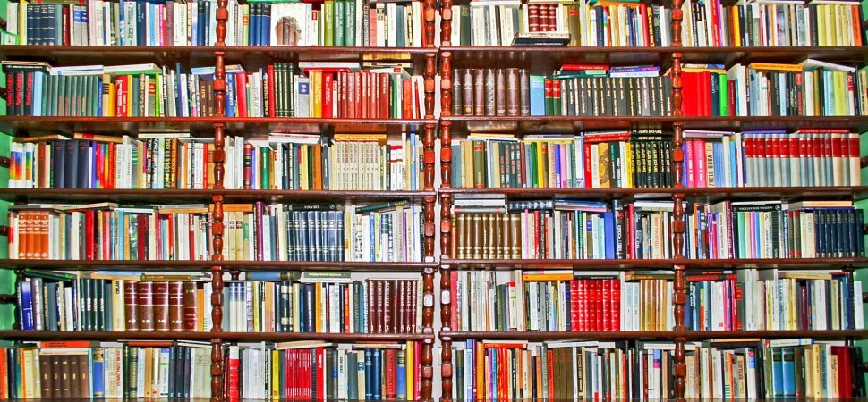 How To Find a Book When You've Forgotten Its Title