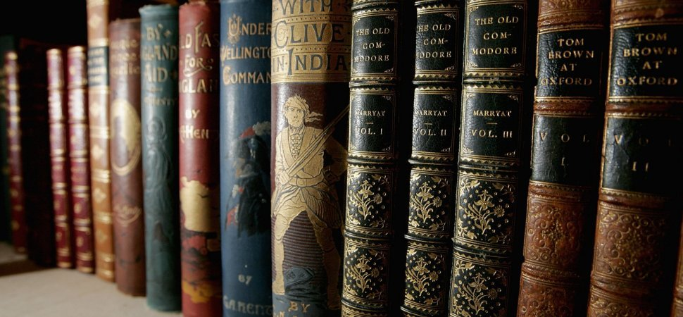 6 Reasons You Should Be Reading The Classics