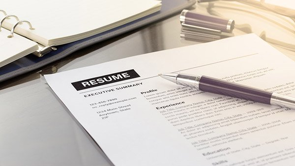 How to Keep Your CV to Two Pages